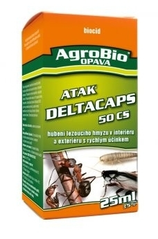 AgroBio Opava AgroBio ATAK DeltaCaps 25ml