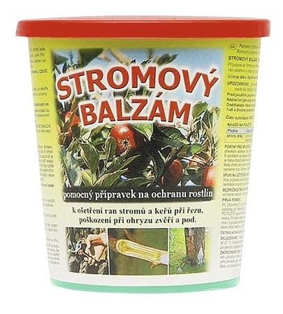 HLUBNA chemické výrobní družstvo v Brně Stromový balzám 150g - šedý