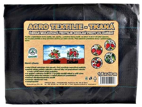 BIOM s.r.o. Agro textílie tkaná 1.5x10 m