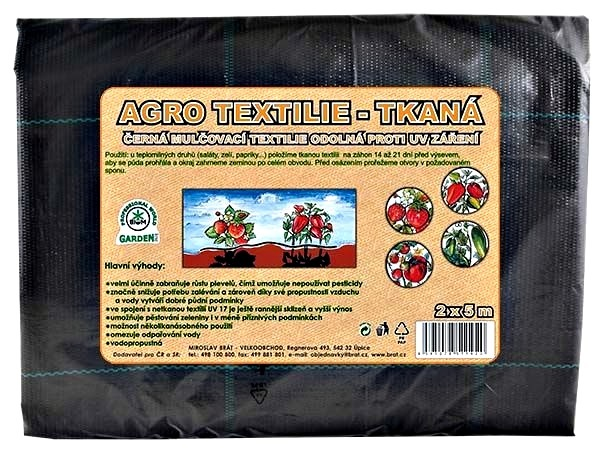 BIOM s.r.o. Agro textílie tkaná 2x5 m