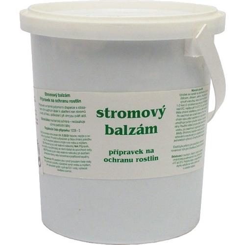 HLUBNA chemické výrobní družstvo v Brně Sadařský balzám 1kg