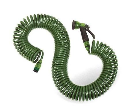 STREND Zahradní spirálová hadice