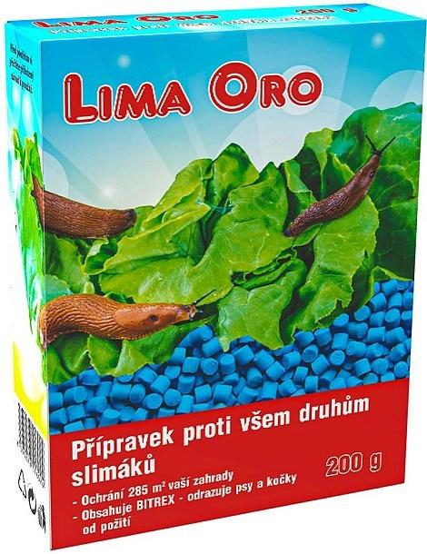 SHARDA CROPCHEM LIMITED Kolín Přípravek proti slimákům Lima Oro 200 g