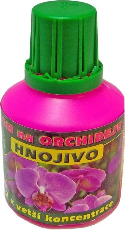 BIOM s.r.o. Hnojivo na orchideje - koncentrát