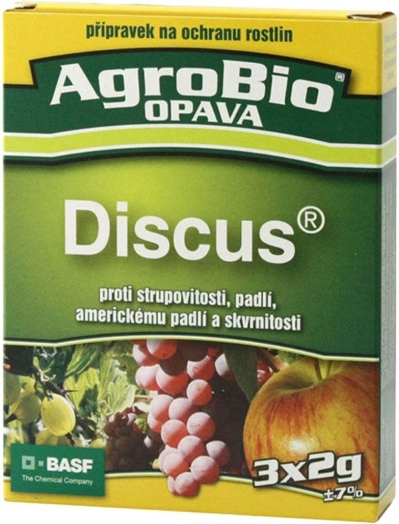AgroBio Opava Discus 3x2g