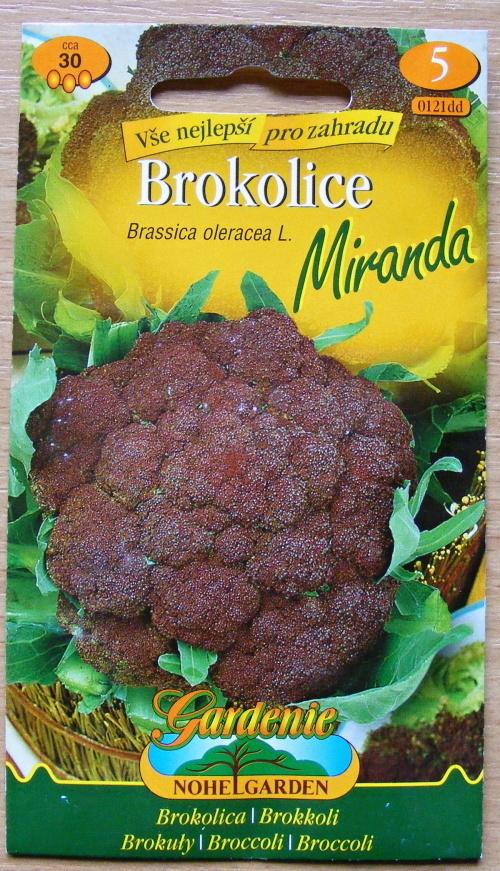 NOHEL GARDEN Brokolice MIRANDA