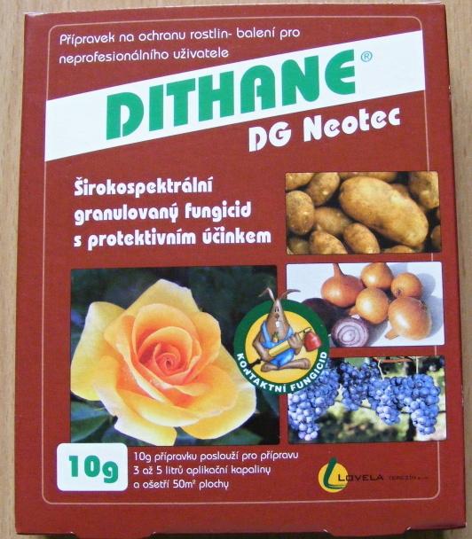 LOVELA Terezín Dithane DG neotec 10 g