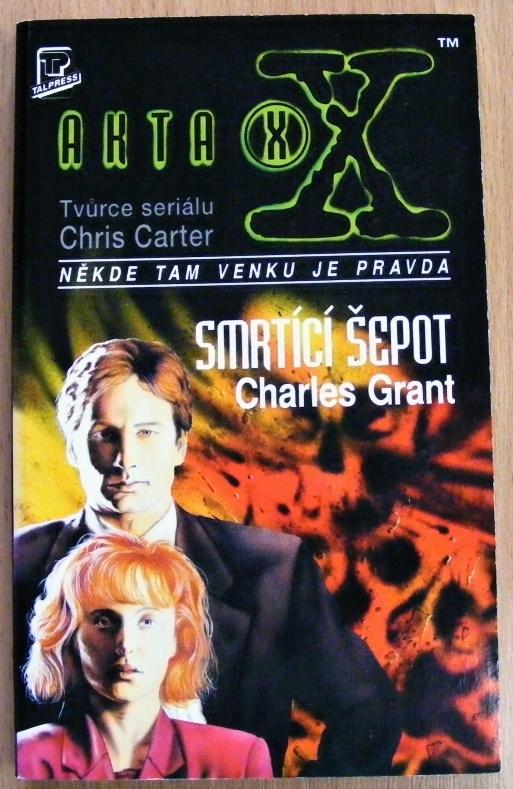 Smrtící šepot - Charles L. Grant