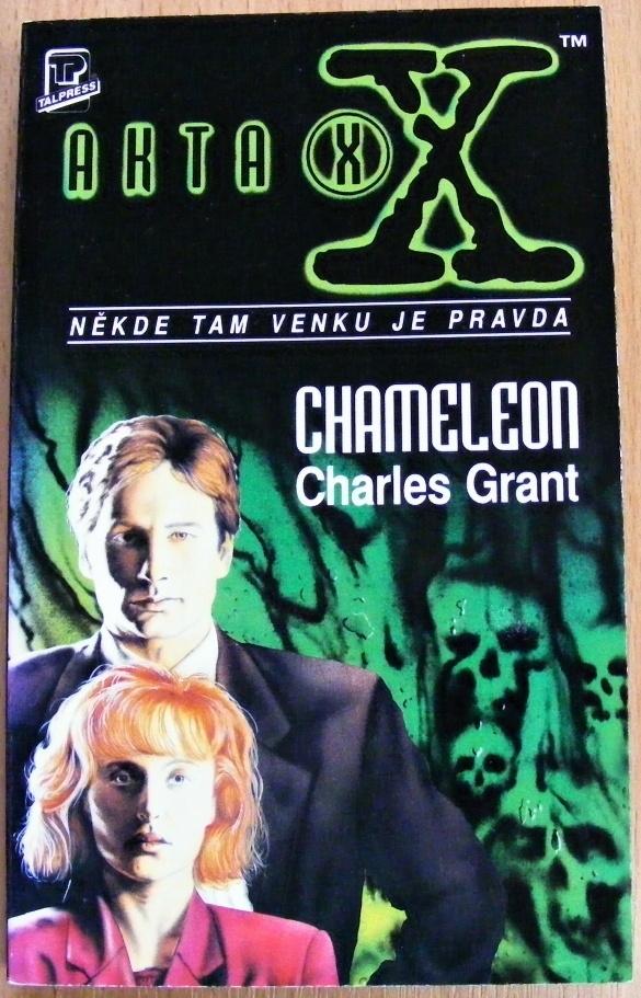 Chameleon - Charles L. Grant