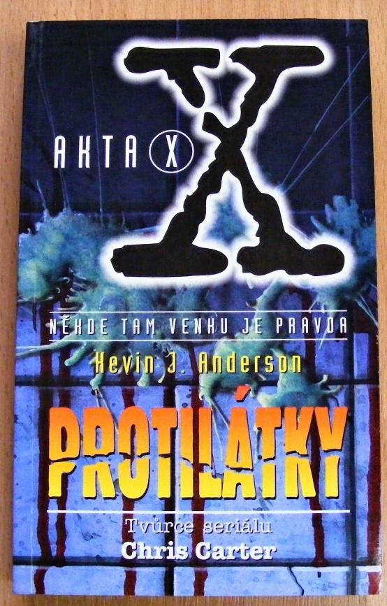 Protilátky - Kevin James Anderson