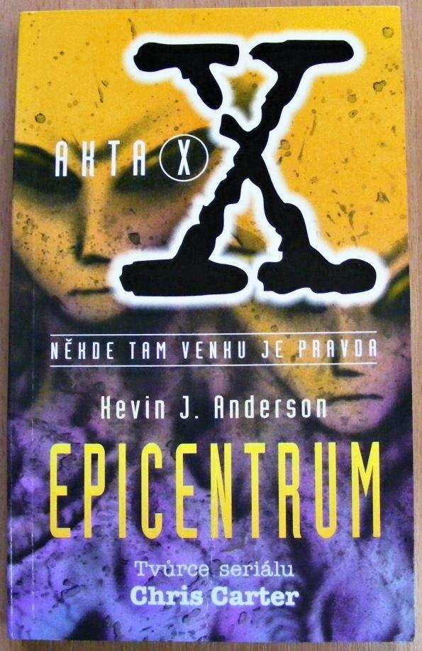 Epicentrum - Kevin James Anderson