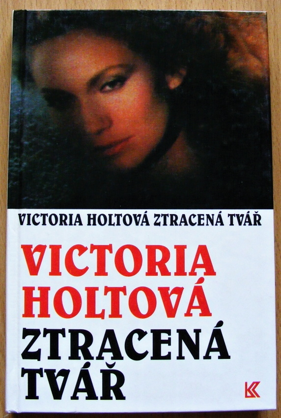 Ztracená tvář - Victoria Holt (p)