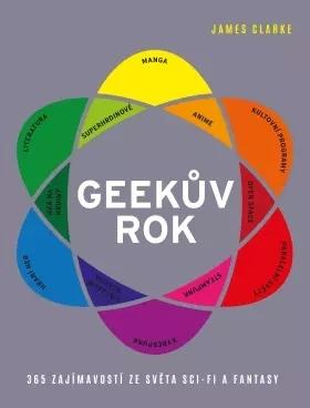 Geekův rok - 365 zajímavostí ze světa sci-fi a fantasy - James Clarke
