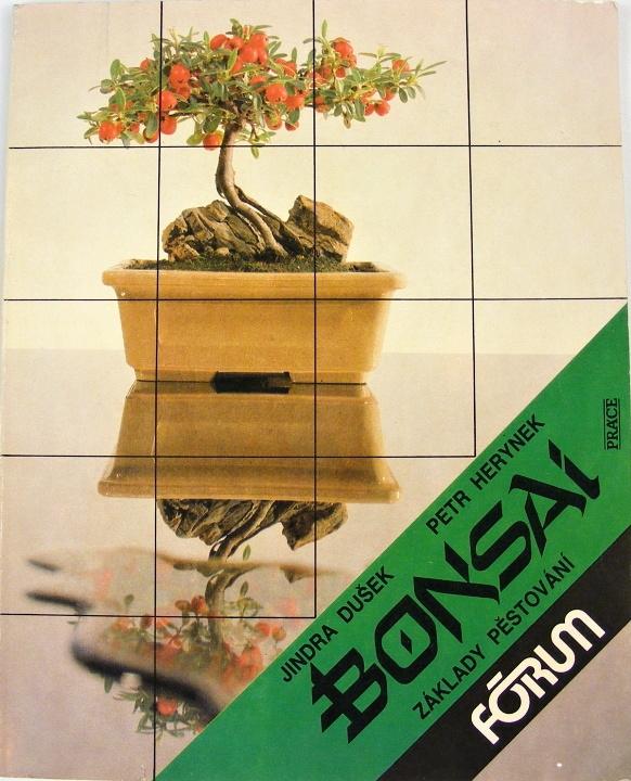 Bonsai - základy pěstování - Petr Herynek & Jindra Dušek