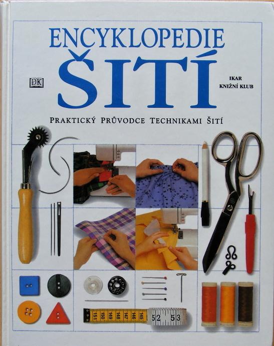 Encyklopedie šití - kolektiv autorů